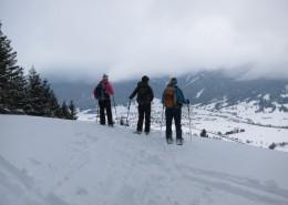 Frischluft_Schneeschuhwandern
